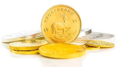 Krügerrand Wert Goldanlage In Münzen